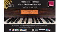 """""""Premières Journées des Claviers Historiques"""" à Varengeville-sur-mer du 7 au 10 juin"""