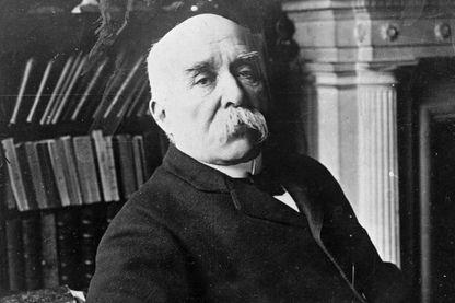Georges Clemenceau en 1919