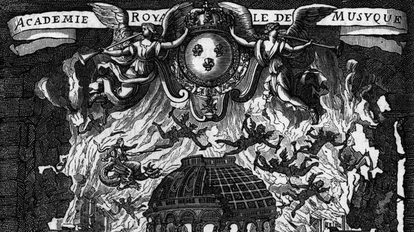 """""""Armide"""" de Lully (révisée par Louis-Joseph Francoeur) au Théâtre des Champs-Elysées"""