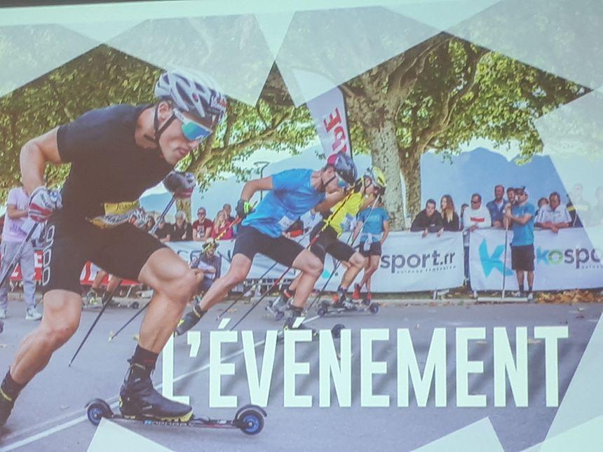 Plusieurs pays, dont l'Allemagne, et la Norvège, organisent déjà ce type d'événement l'été en ski-roue.