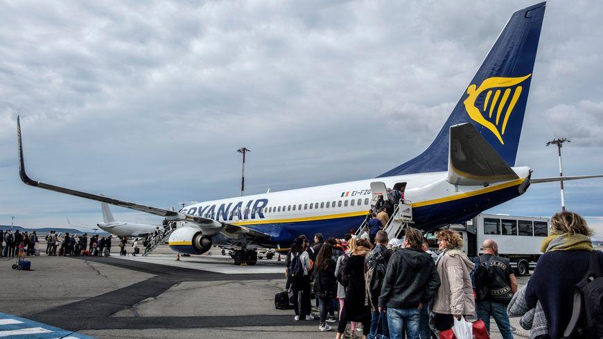 Ryanair annonce la création de 60 nouveaux emplois à Bordeaux.