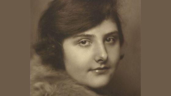 Portrait d'Alma Rosé