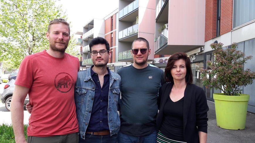 Au collège Lezay-Marnésia à Strasbourg, le corps éducatif se mobilise pour deux jumelles à la rue avant le brevet