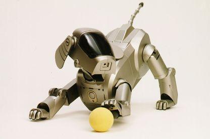 Le chien Aibo de chez Sony