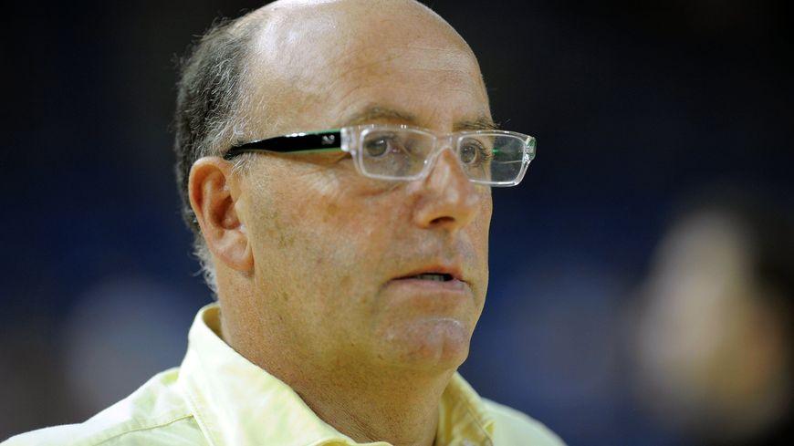 Thierry Weizman, président de Metz Handball