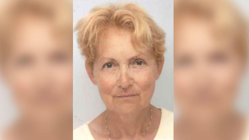 Christiane, 68 ans, atteinte de la maladie d'Alzheimer, a disparu depuis dimanche