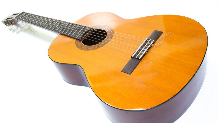Illustration : guitare