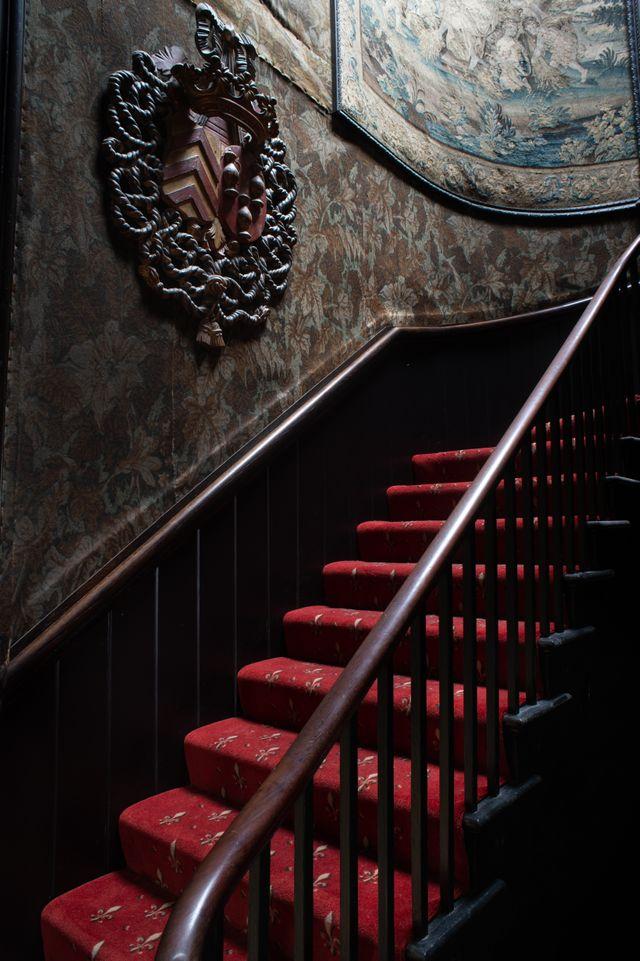 Le majestueux escalier