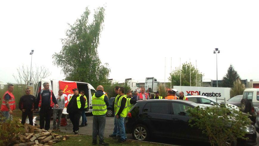 Le site XPO Logistics de Roye emploie un peu plus de 200 salariés