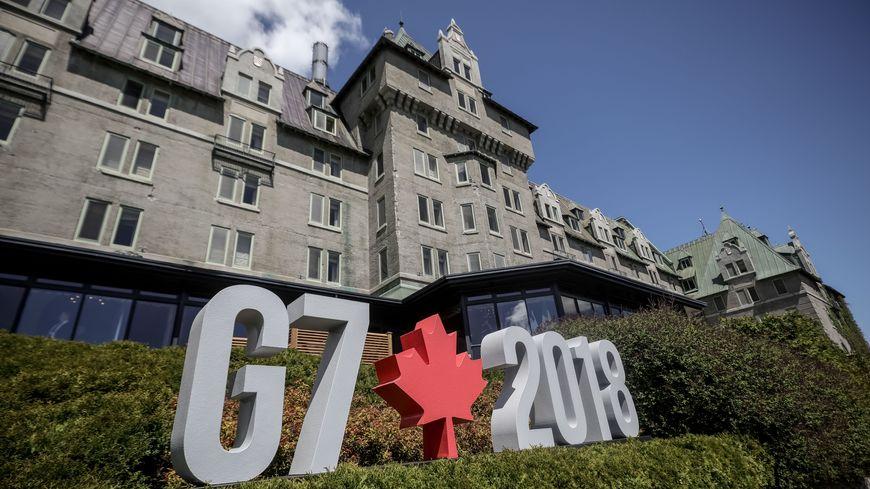 Hôtel Fairmont Le Manoir Richelieu, La Malbaie, au Québec, a accueilli le G7 l'an dernier.