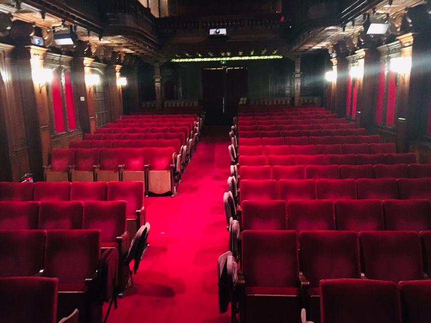 Salle Le Ranelagh