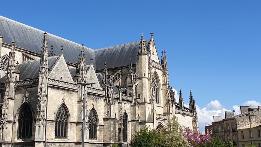 L'église Saint Michel à Bordeaux