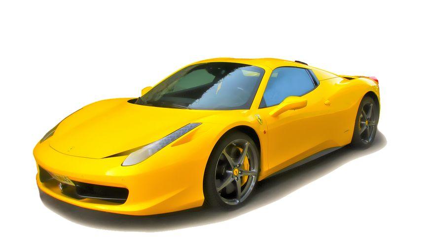 La Ferrari, vous la préférez de quelle couleur ?