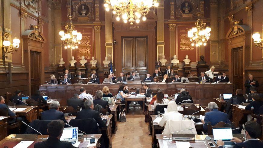 Ce vœu sur le devenir des boulevards a été évoqué au début du conseil municipal de Bordeaux