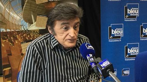 Dick Rivers a donné l'un de ses derniers concerts à Limoges le 13 décembre dernier