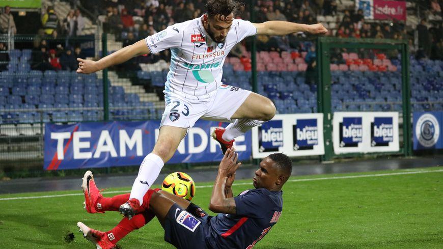 Ozer Ozdemir totalise 90 minutes de jeu en Ligue 2, cette saison