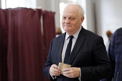 François Asselineau, tête de liste UPR pour les élections européennes