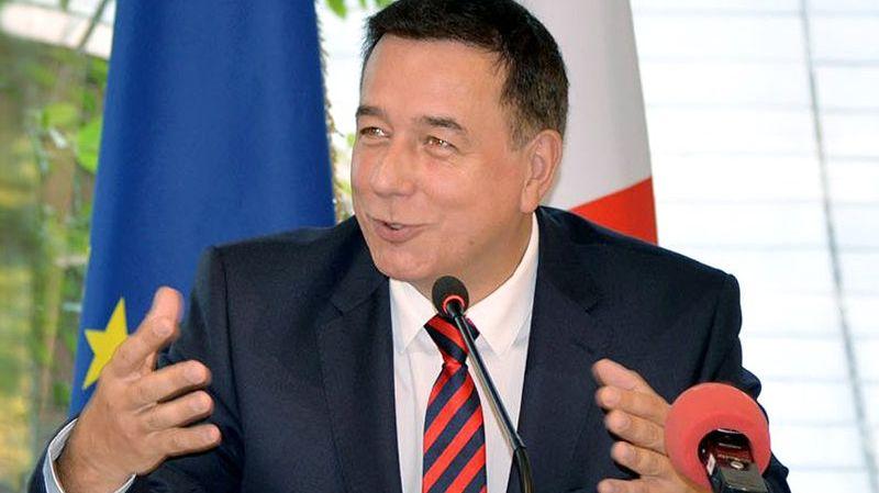 Emmanuel Ethis était recteur de Nice depuis 2015.