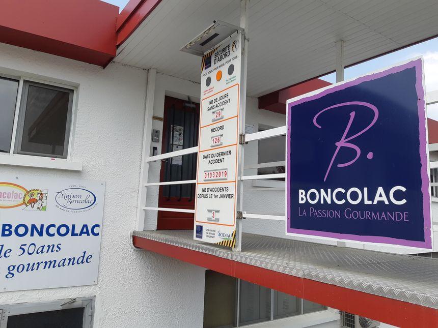 L'usine Boncolac produit des pâtisseries surgelées pour la grande distribution