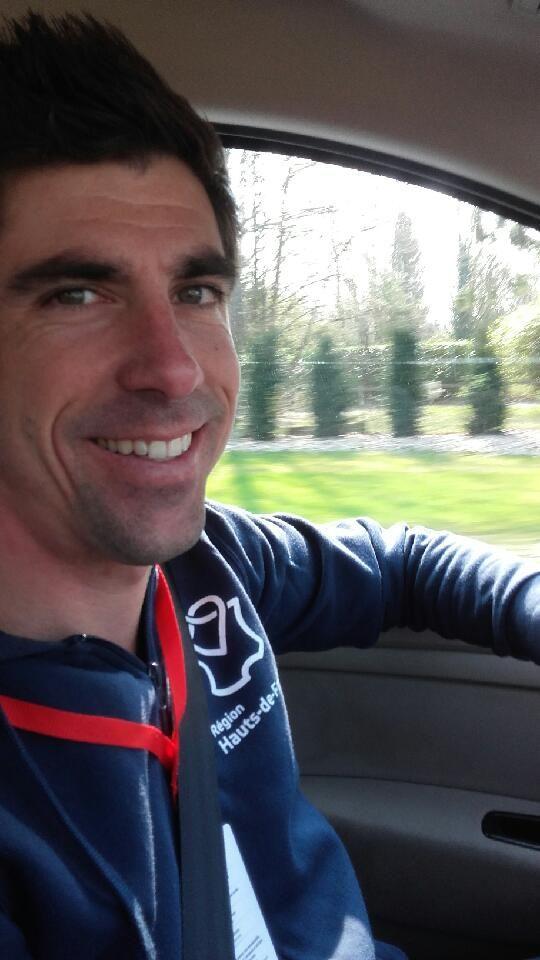 Sébastien Minard, ancien professionnel.
