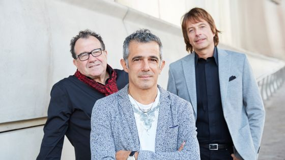 Richard Galliano, Paolo Fresu & Jan Lundgren