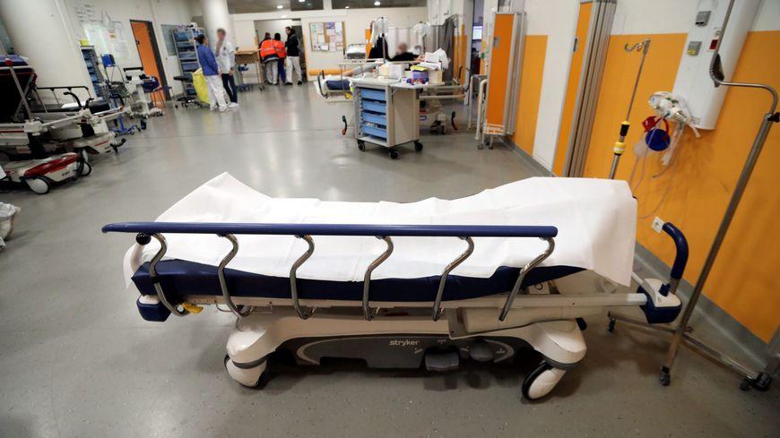 A l'hôpital de la Timone à Marseille en mars 2019