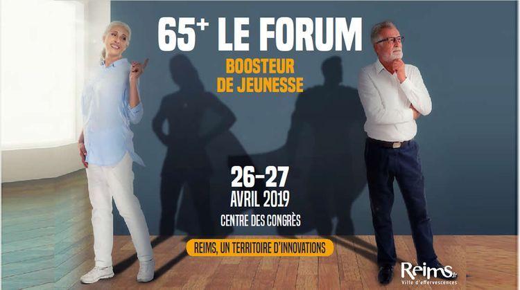 65+ Le Forum Reims
