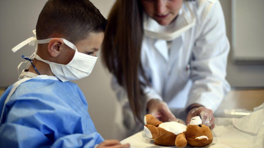 trois nouveaux cas de cancer chez des enfants de Sainte-Pazanne (photo d'illustration)