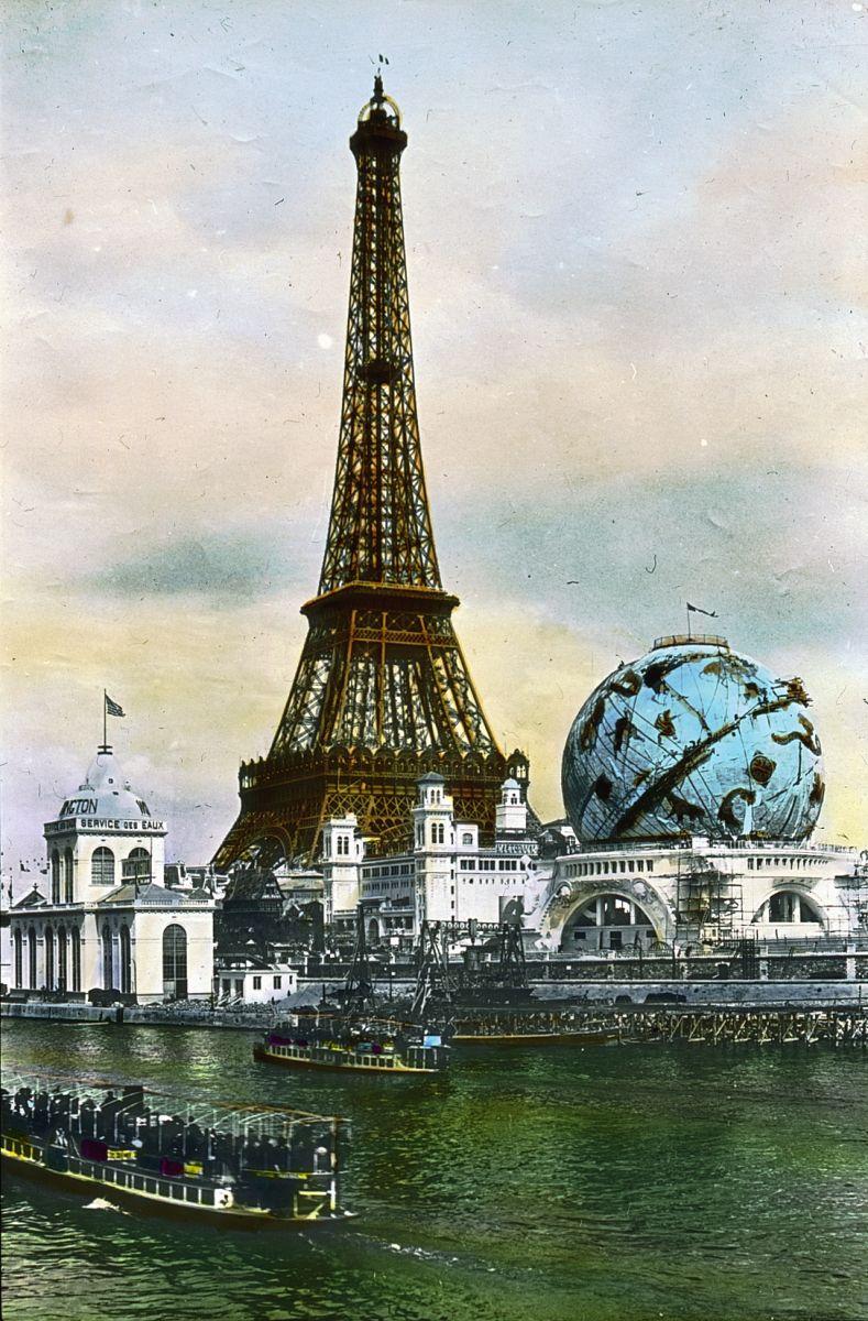 Globe Celeste - Exposition universelle de 1900