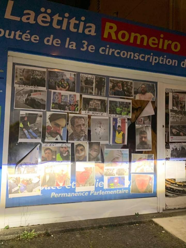 Photo de la permanence de la députée à Brétigny-sur-Orge - Aucun(e)