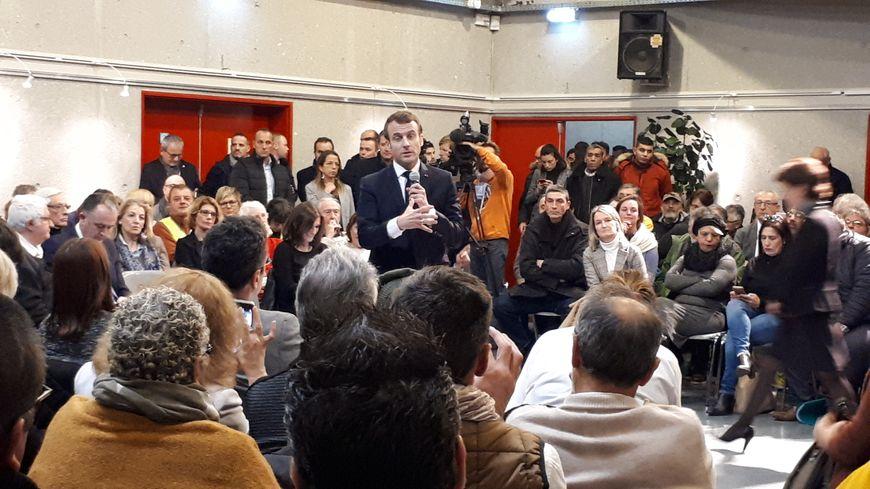 """Après son """"grand débat national"""", Emmanuel Macron livrera ses arbitrages ce jeudi à 18 heures."""