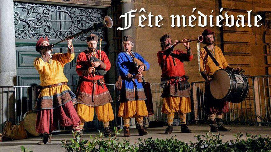 La fête médiévale à Agneaux les 18 et 19 mai 2019 avec France Bleu
