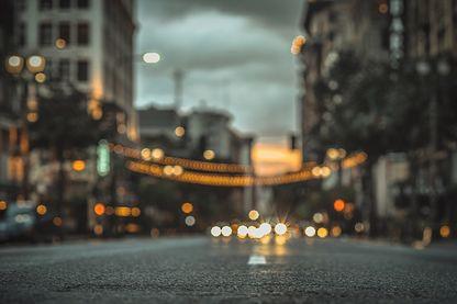Les rues de Los Angeles