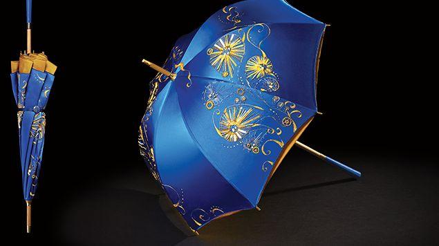 La reine, l'une des ombrelles créées par Elinor