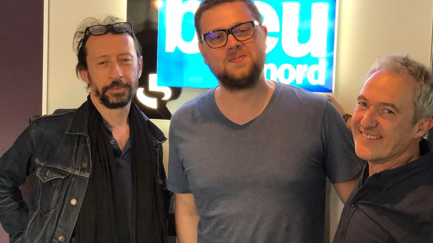 JP Nataf, Jean-Sébastien Lebon, et Jean-Christophe Urbain