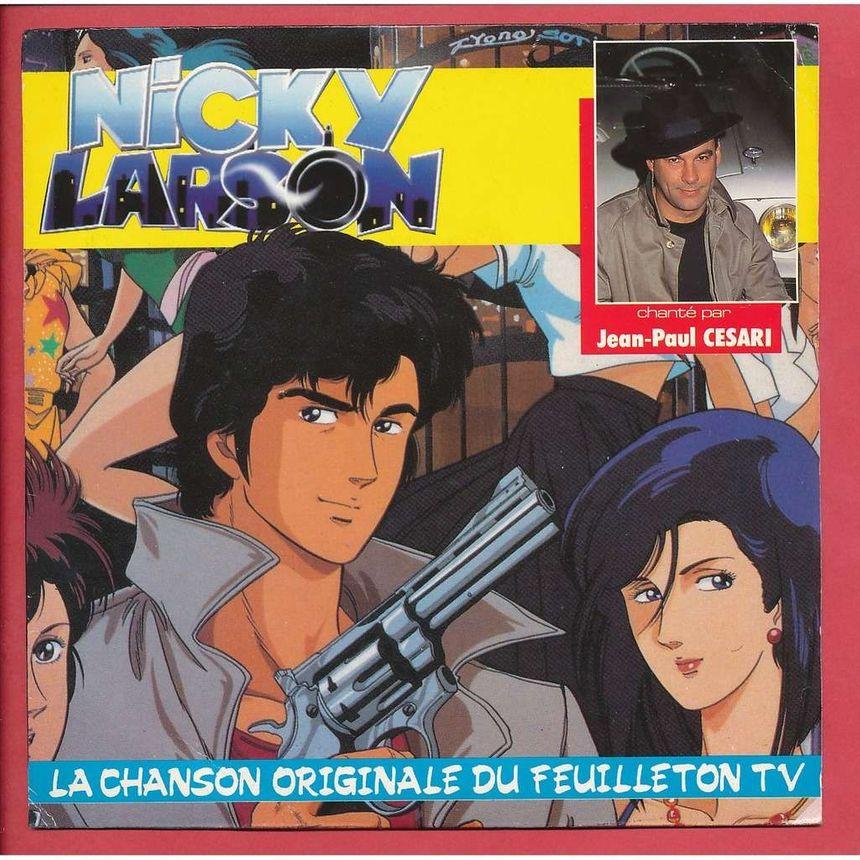 Nicky Larson par Jean-Paul Cesari
