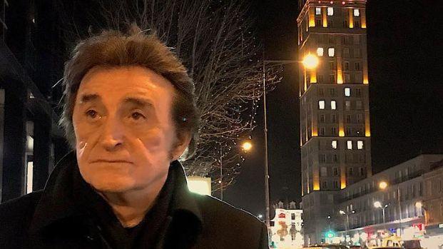 Dick Rivers à Amiens en 2018
