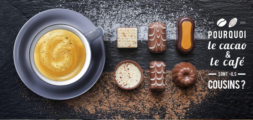 Comment profiter de la fusion passionnelle entre le café et le chocolat, qui fait que le café exalte toujours avec bonheur le goût du chocolat ?