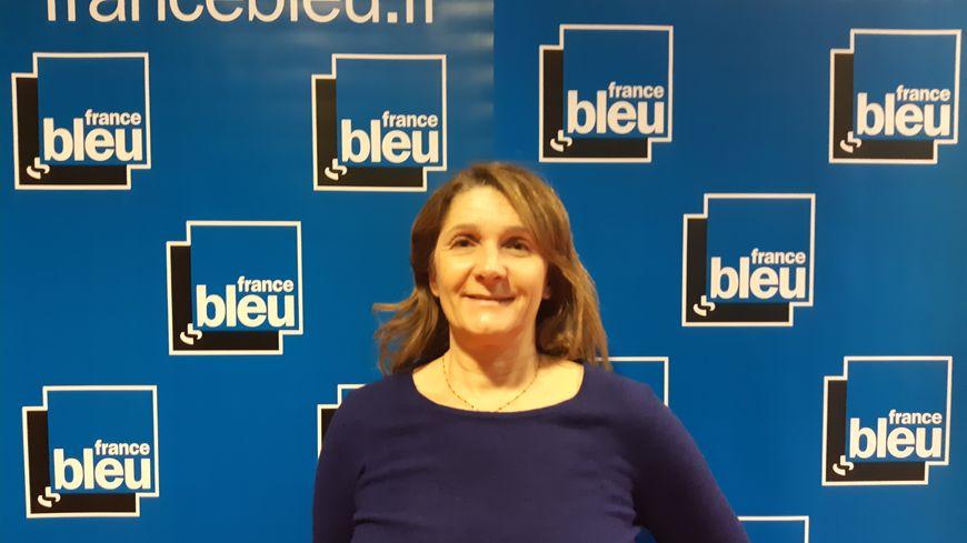 Clothilde Bertin, hydrogéologue au BRGM, le service national de géologie