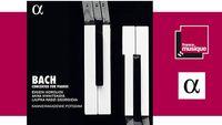 Sortie CD : Bach: Concertos for Pianos - Evgeni Koroliov, Anna Vinnitskaya, Ljupka Hadzi Georgieva