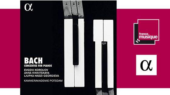 Johann Sebastian Bach - Concertos for Pianosv - Evgeni Koroliov Auteur :