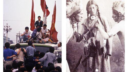 Épisode 31 : Tiananmen et la communauté internationale // Paradis du Nouveau Monde