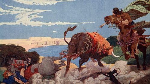 Sagas, épopées, récits fondateurs : de Gilgamesh à Njáll le Brûlé (1/3) : Gilgamesh, porte d'entrée royale de la littérature épique ?