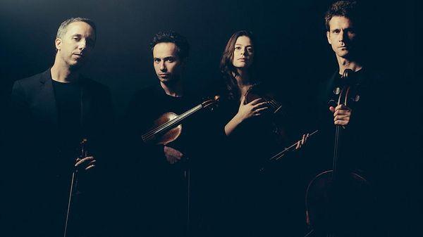 Le Quatuor Ebène interprète Beethoven et Brahms