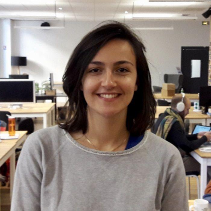 Emilie Rondet, déléguée générale de Franch tech in the Alps