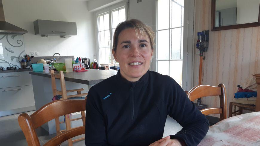 Pascale Livenais a arbitré avec Stéphanie Frappart entre 1995 et 1998