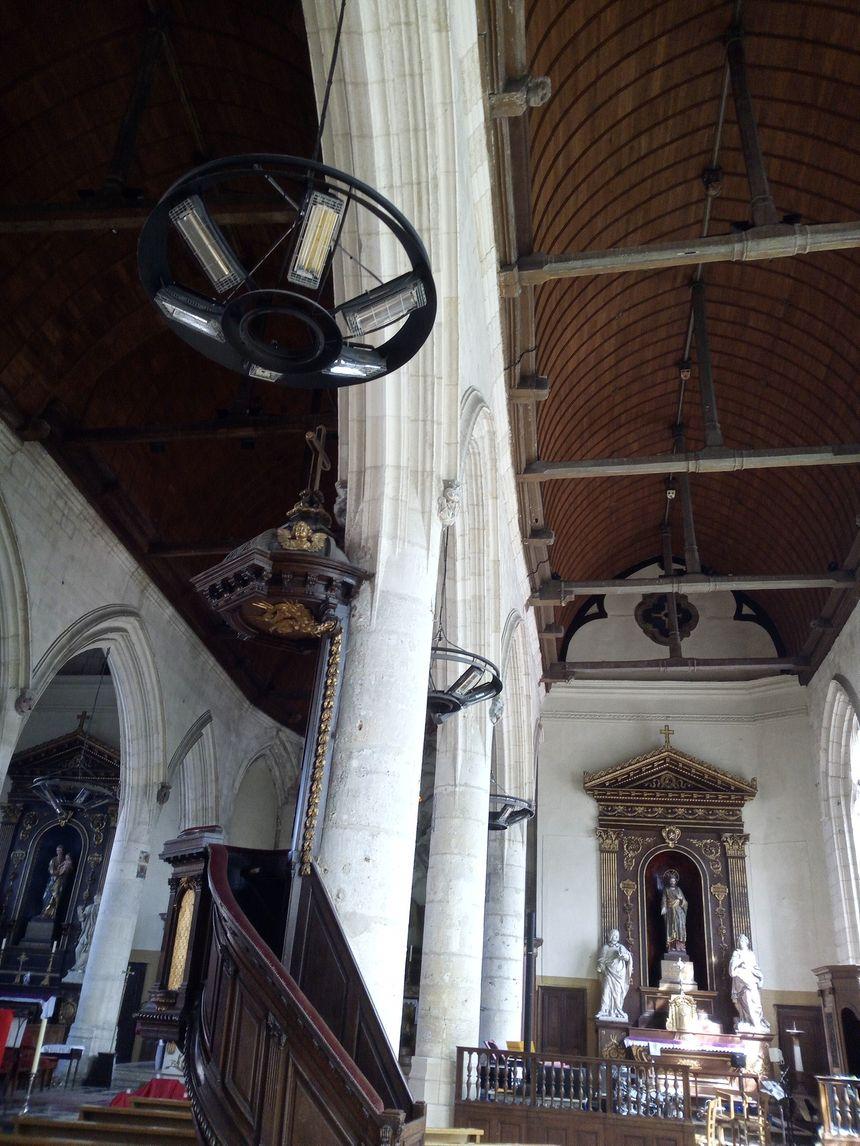 église St Leu