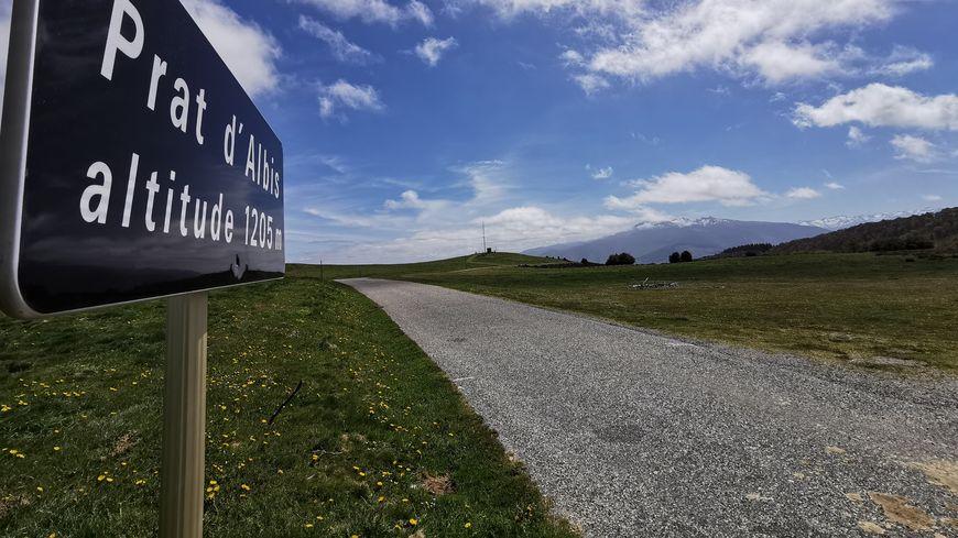 L'arrivée de la 15e étape du Tour de France se fera au Prat d'Albis