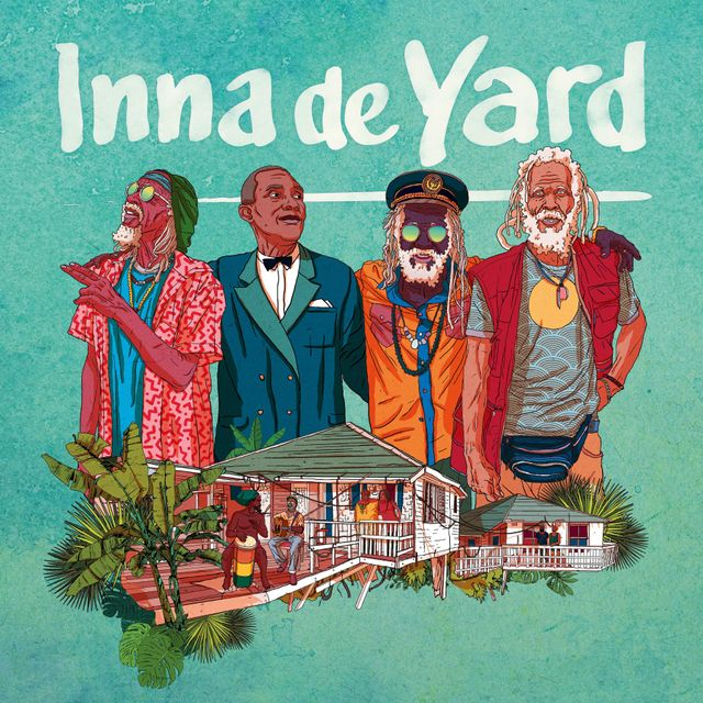 Album d'Inna de Yard (couverture)