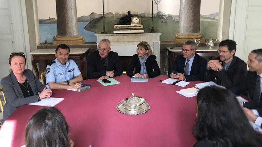 L'État a présenté sa stratégie de lutte contre l'occupation illégale des plages ce mercredi à la préfecture d'Ajaccio